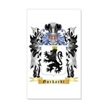 Gorhardt 20x12 Wall Decal