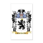 Gorhardt 35x21 Wall Decal