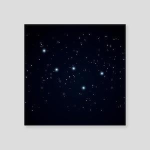 Cassiopeia Constellation Sticker