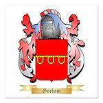 Gorham Square Car Magnet 3