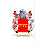 Gorham Sticker (Rectangle 50 pk)