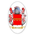 Gorham Sticker (Oval)