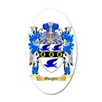 Gorgler 35x21 Oval Wall Decal