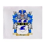 Gorgler Throw Blanket