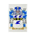 Gorgl Rectangle Magnet (100 pack)