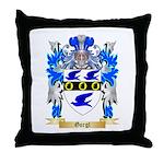 Gorgl Throw Pillow