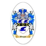 Gorges Sticker (Oval 10 pk)