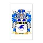 Gorger 35x21 Wall Decal