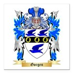 Gorgen Square Car Magnet 3