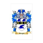 Gorgen Sticker (Rectangle 50 pk)
