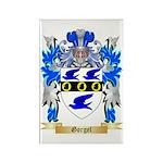 Gorgel Rectangle Magnet (100 pack)