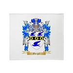 Gorgel Throw Blanket