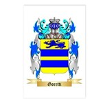 Goretti Postcards (Package of 8)