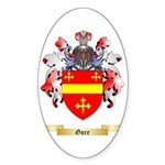 Gore Sticker (Oval 50 pk)