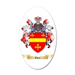 Gore 20x12 Oval Wall Decal