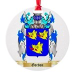 Gordon Round Ornament