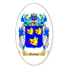 Gordon Sticker (Oval)