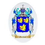Gordon Ornament (Oval)
