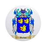 Gordon Ornament (Round)