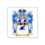 Gorcke Square Sticker 3