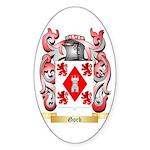 Gorb Sticker (Oval 50 pk)