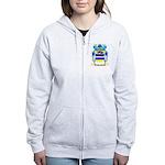 Goranov Women's Zip Hoodie