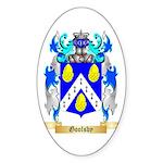 Goolsby Sticker (Oval 50 pk)