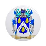 Goolsby Ornament (Round)