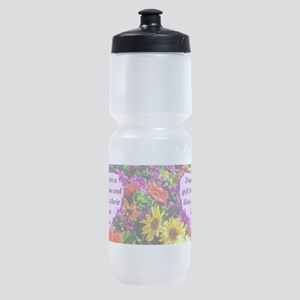 BLESSED DAUGHTER Sports Bottle