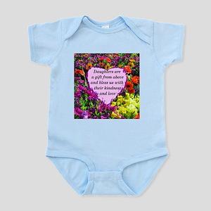 BLESSED DAUGHTER Infant Bodysuit