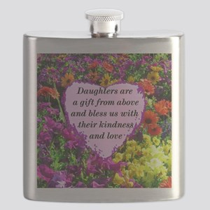 BLESSED DAUGHTER Flask