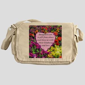 BLESSED DAUGHTER Messenger Bag