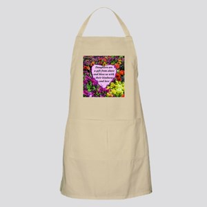 BLESSED DAUGHTER Apron