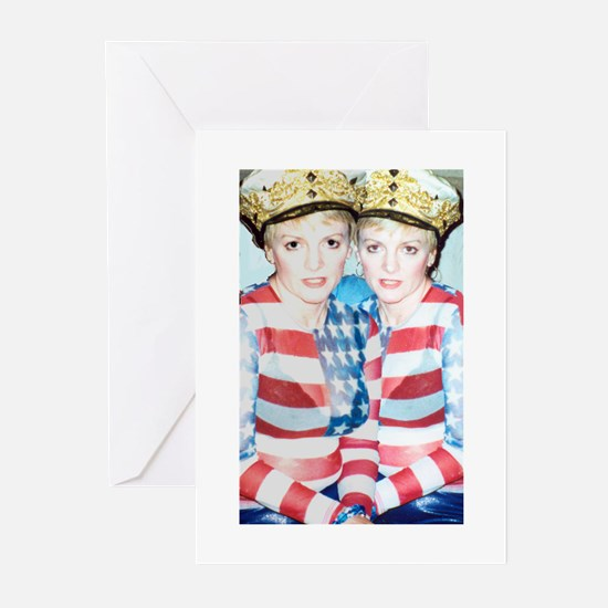 Arngrim Twins Holiday Cards (Pk of 10)
