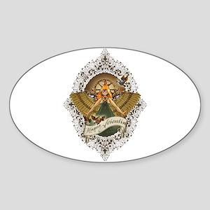 Magna Scientia Sticker