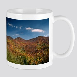 Autumn on the Mountains of the Parkway Mug