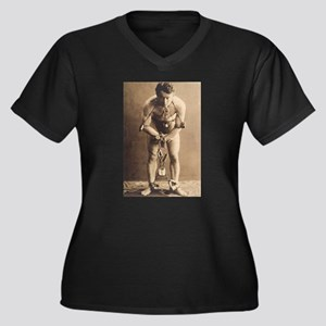 harry houdini Plus Size T-Shirt