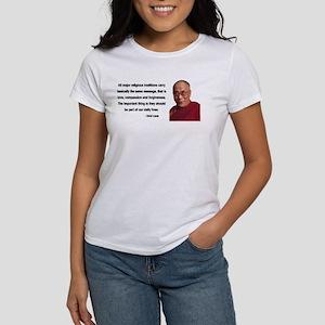 Dalai Lama 5 Women's T-Shirt