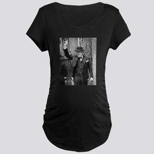 winston churchill Maternity T-Shirt