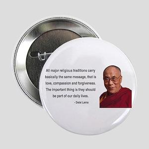 "Dalai Lama 5 2.25"" Button"