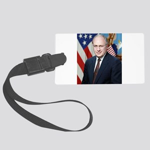 dick cheney Luggage Tag