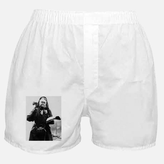 carrie nation Boxer Shorts