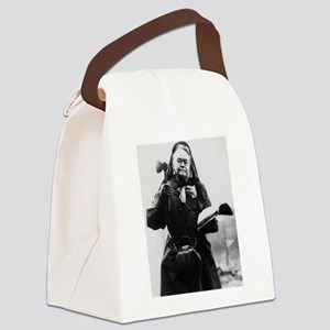 carrie nation Canvas Lunch Bag