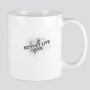 Support Live Music Mugs