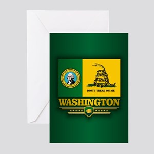 Washington DTOM Greeting Cards