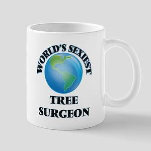 World's Sexiest Tree Surgeon Mugs