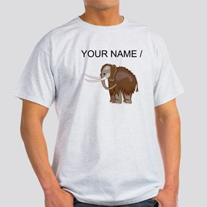 Woolly Mammoth (Custom) T-Shirt