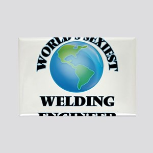 World's Sexiest Welding Engineer Magnets