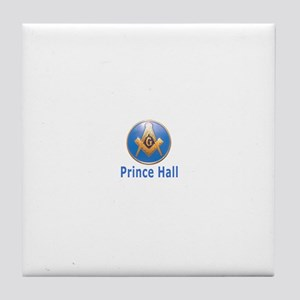 Prince Hall Tile Coaster