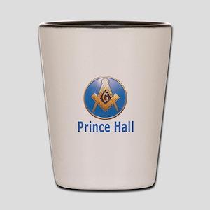 Prince Hall Shot Glass